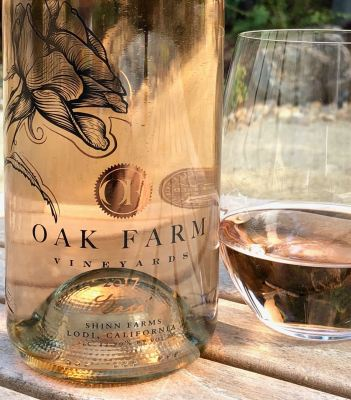 Oak Farm Vineyards Rose