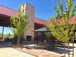 Oak Farm Vineyards outdoor seating