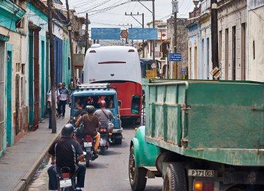 Traffic in Matanzas