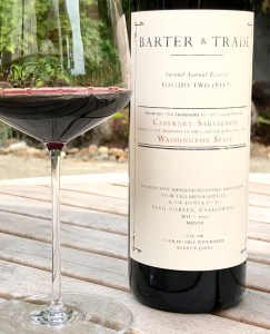 Barter and Trade Cabernet Saiuvignon