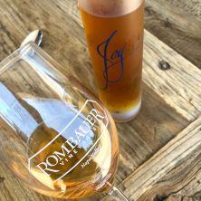 2015 Joy Late Harvest Chardonnay