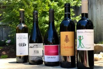Alentejo wines featured photo