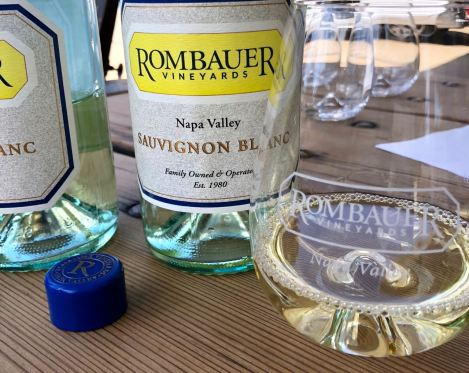 Rombauer 2017 Sauv Blanc