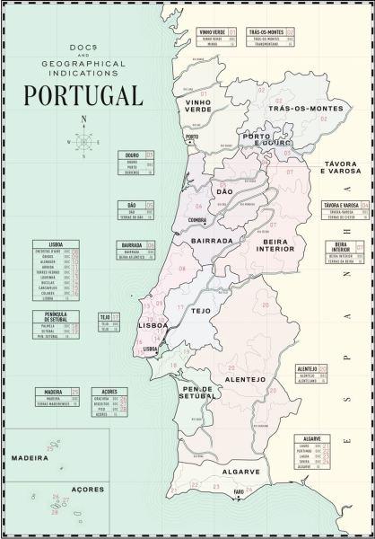 Wine Regions of Portugal
