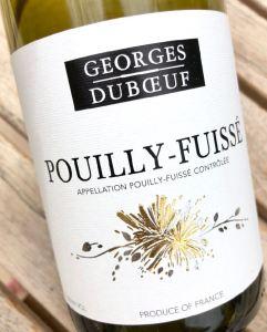 Georges Duboeuf Pouilly-Fuissé