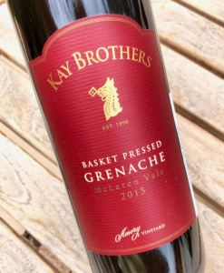 Kay Brothers Amery Grenache