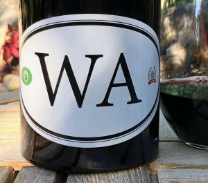 Locations WA5 - Washington Red Wine