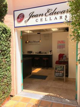 Welcome to Jean Edwards Cellars