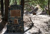 Chief Cochise signpost