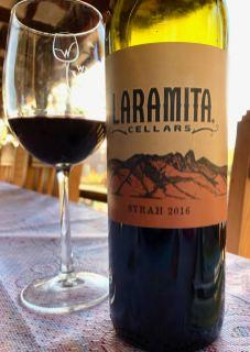 Laramita Cellars Syrah