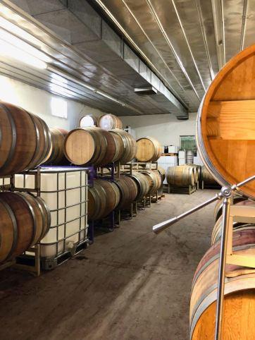 Barrels at Sand-Reckoner