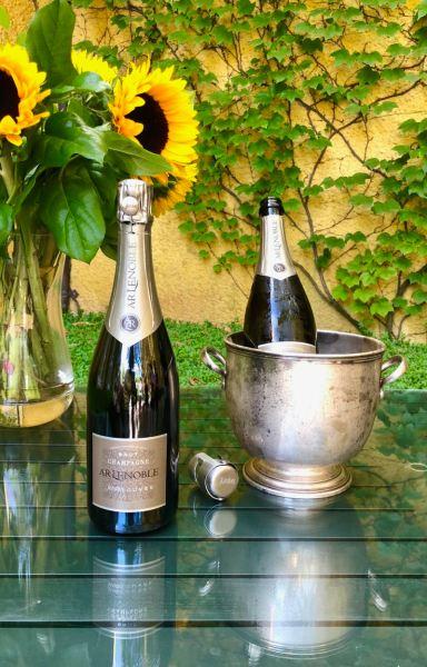 Jordan Cuvée by Champagne AR Lenoble