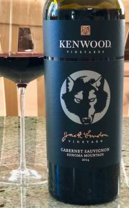 Kenwood Jack London Vyd Cabernet Sauvignon