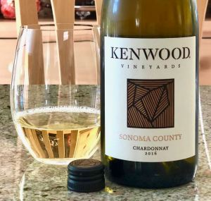 Kenwood Vineyards Sonoma County Chardonnay