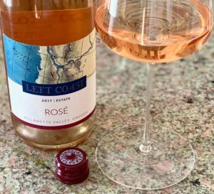 Left Coast Estate Rose