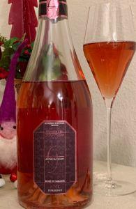 André Jacquart Rosé de Saignée Experience Brut Nature NV Premier Cru, Champagne