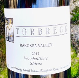 2017 Torbreck Woodcutters Shiraz Barossa Valley