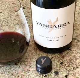 Yangarra Estate Vineyard Shiraz, McLaren Vale, South Australia