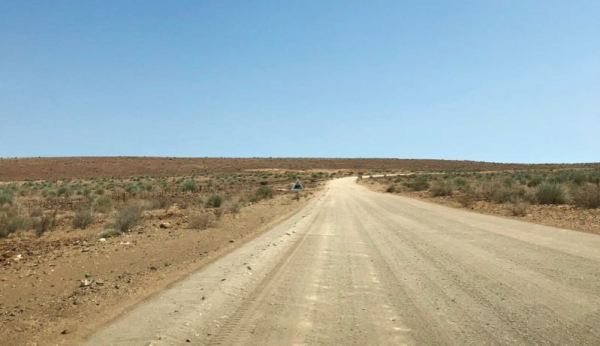 D463 Road, Namibia