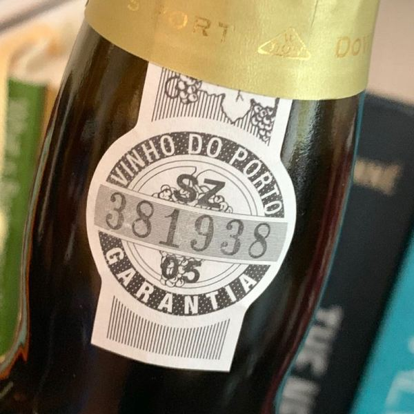 Dow's Port Wine Seal