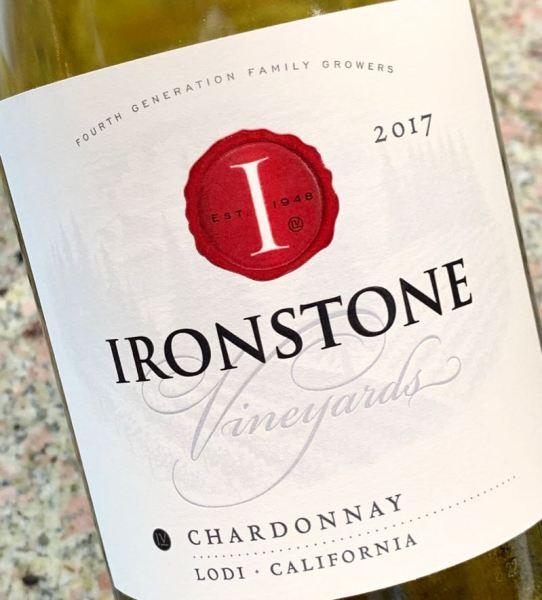 2017 Ironstone Vineyards Chardonnay, Lodi