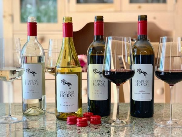Leaping Horse Wines
