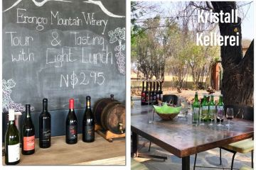 Namibian Wine Tasting featured photo