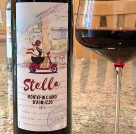 2016 Stella Montepulciano D'Abruzzo