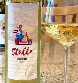 2017 Stella Moscato, Terre Siciliane IGT