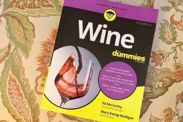 """Wine For Dummies"", 7th edition by Ed McCarthy and Mary Ewing-Mulligan"