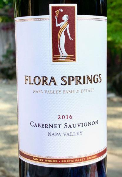 2016 Flora Springs Cabernet Sauvignon, Napa Valley