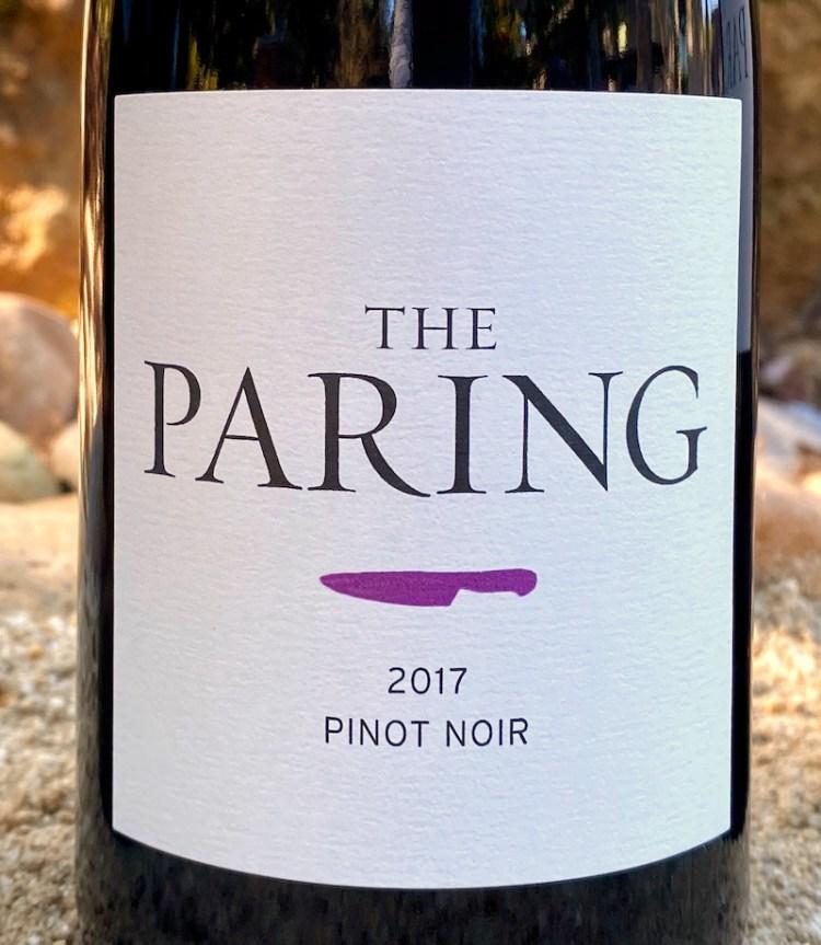 2017 The Paring Pinot Noir, Santa Barbara County photo