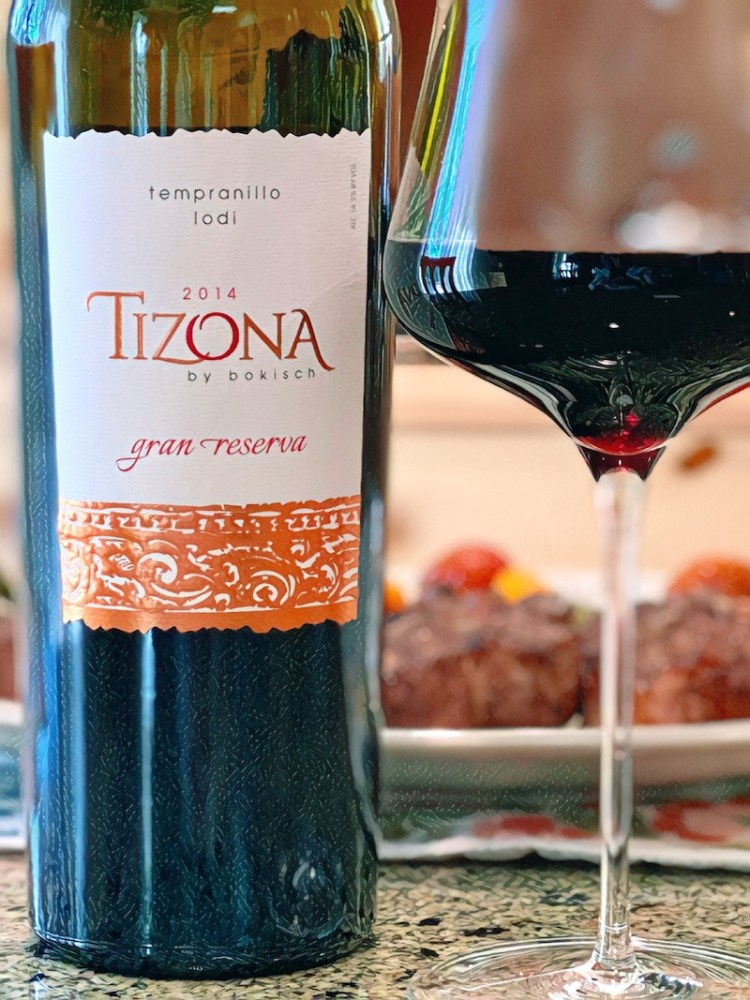 2014 Tizona by Bokisch Gran Reserva Tempranillo, Lodi photo