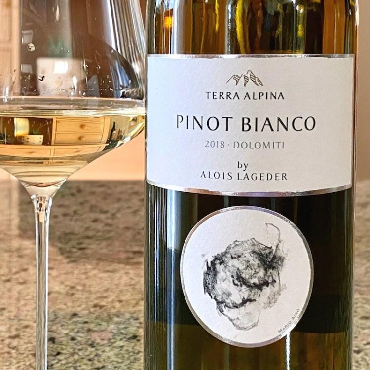 2018 Alois Lageder Terra Alpina Pinot Bianco, Vigneti delle Dolomiti IGT photo
