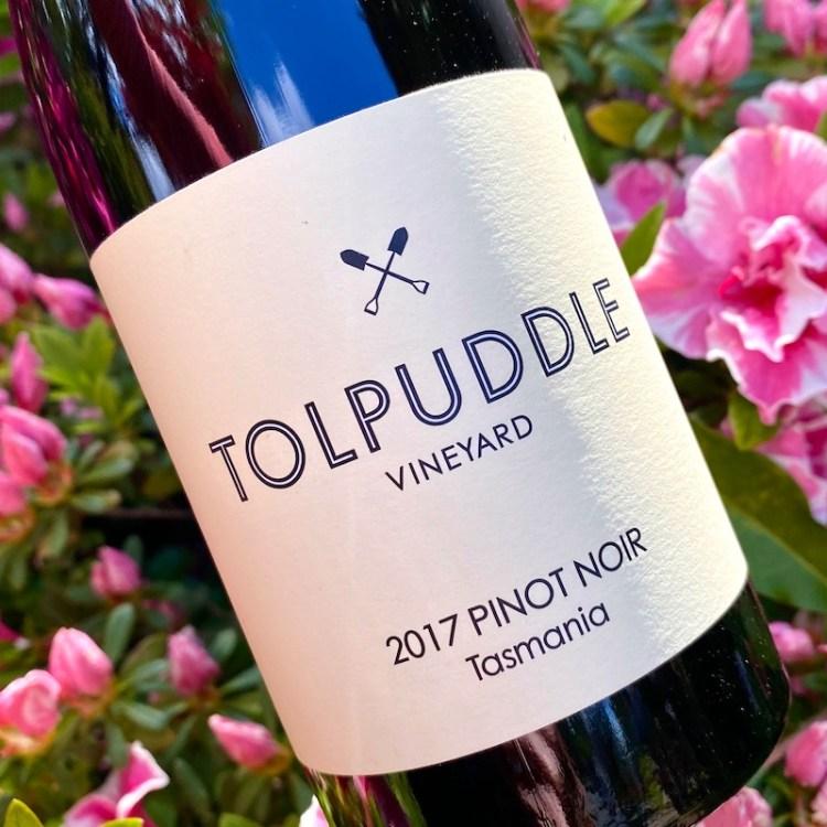 2017 Tolpuddle Vineyard Pinot Noir, Tasmania photo