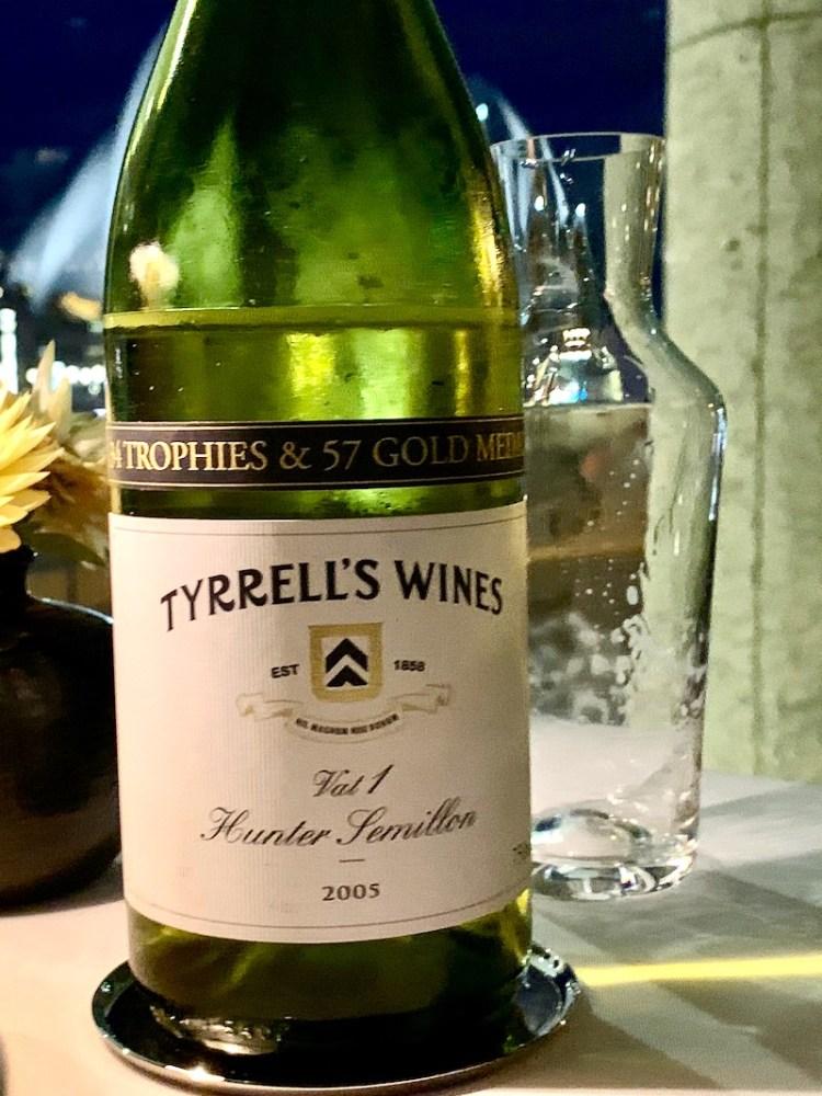 2005 Tyrrell's Wines Vat 1 Hunter Semillon photo