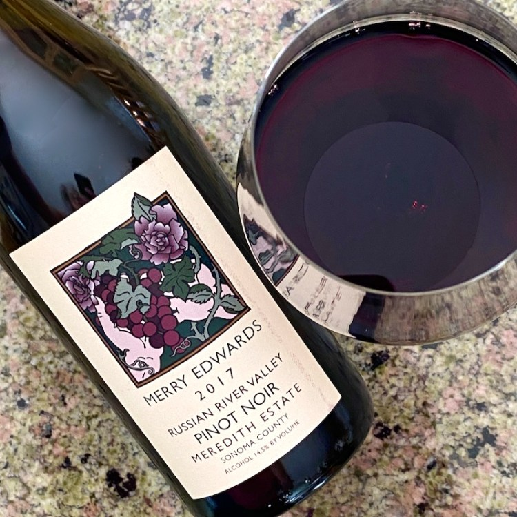 2017 Merry Edwards Meredith Estate Pinot Noir, Russian River Valley photo
