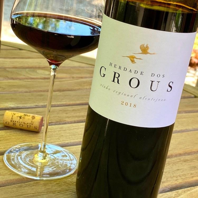 2018 Herdade dos Grous Tinto, Vinho Regional Alentejano