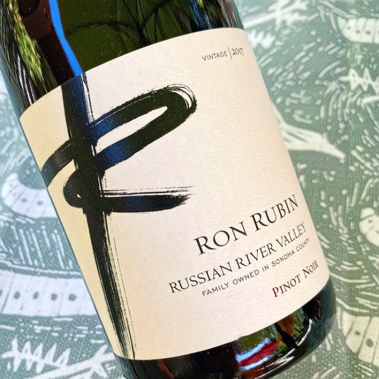 2017 Ron Rubin Winery Pinot Noir, Russian River Valley photo