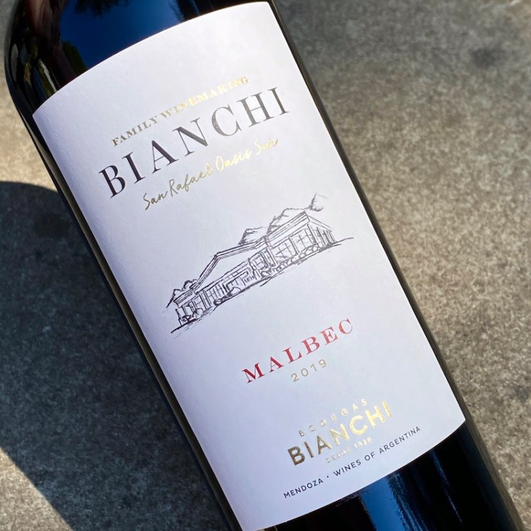 2019 Bodegas Bianchi Oasis Sur Malbec, San Rafael, Mendoza photo
