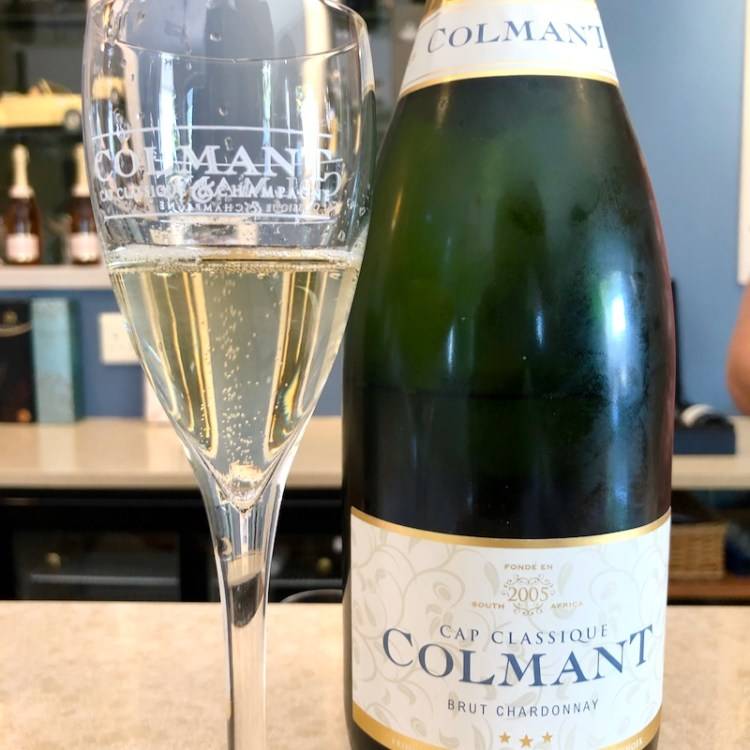 Colmant Brut Chardonnay NV photo