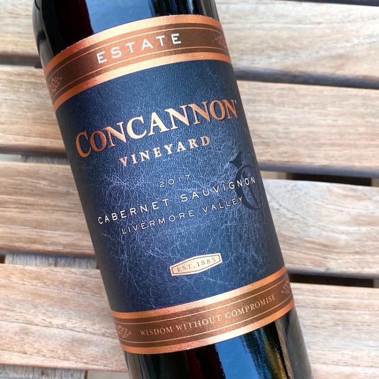 2017 Concannon Vineyard Estate Cabernet Sauvignon, Livermore Valley photo