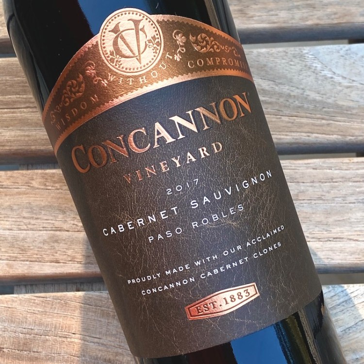 2017 Concannon Vineyard Cabernet Sauvignon, Paso Robles photo