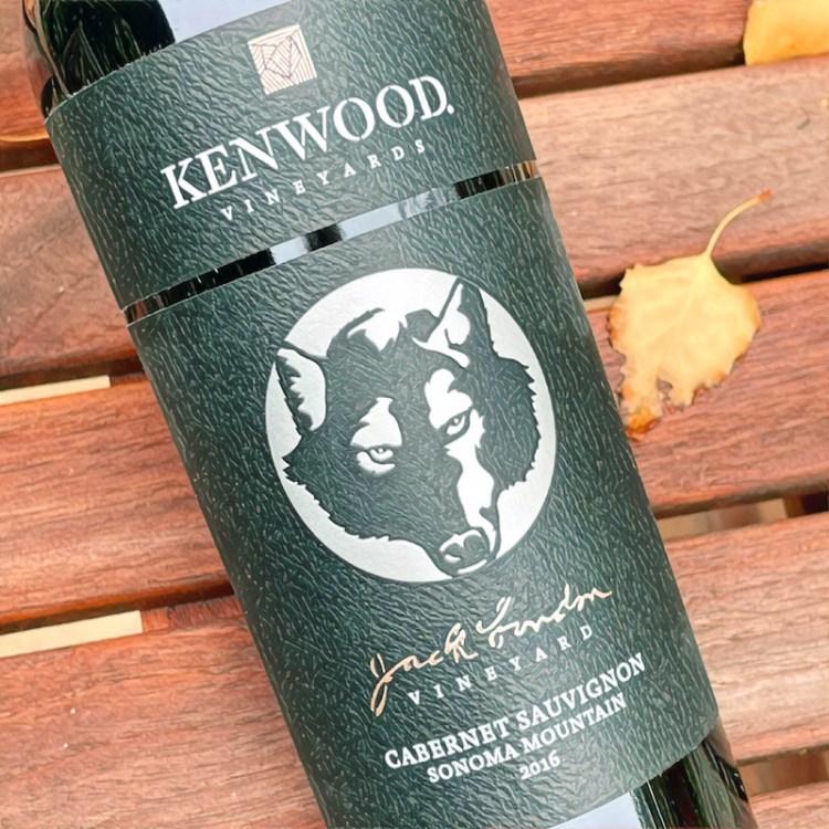 2016 Kenwood Vineyards, Jack London Vineyard, Cabernet Sauvignon, Sonoma Mountain photo