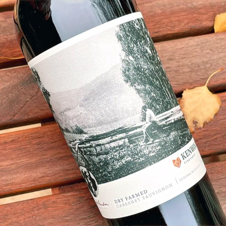 2018 Kenwood Vineyards, Jack London Vineyard, Dry Farmed Cabernet Sauvignon, Sonoma Mountain photo