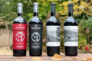 Kenwood Vineyards Jack London Vineyard featured photo