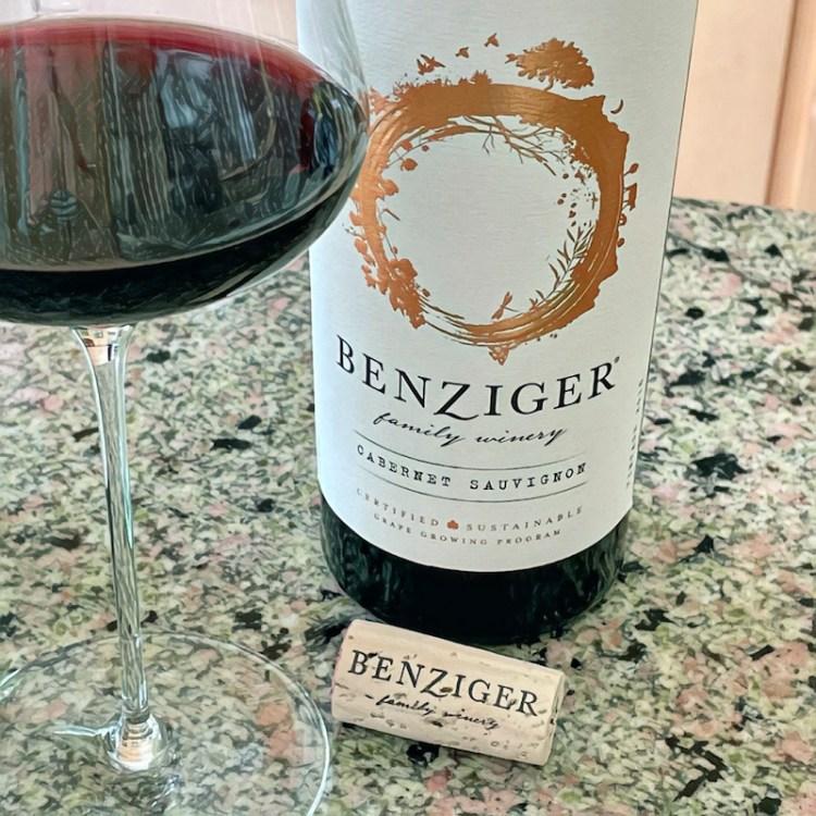 2018 Benziger Family Winery Cabernet Sauvignon, Sonoma County photo