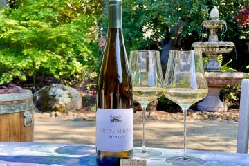 Smith Madrone 2017 Riesling featured photo