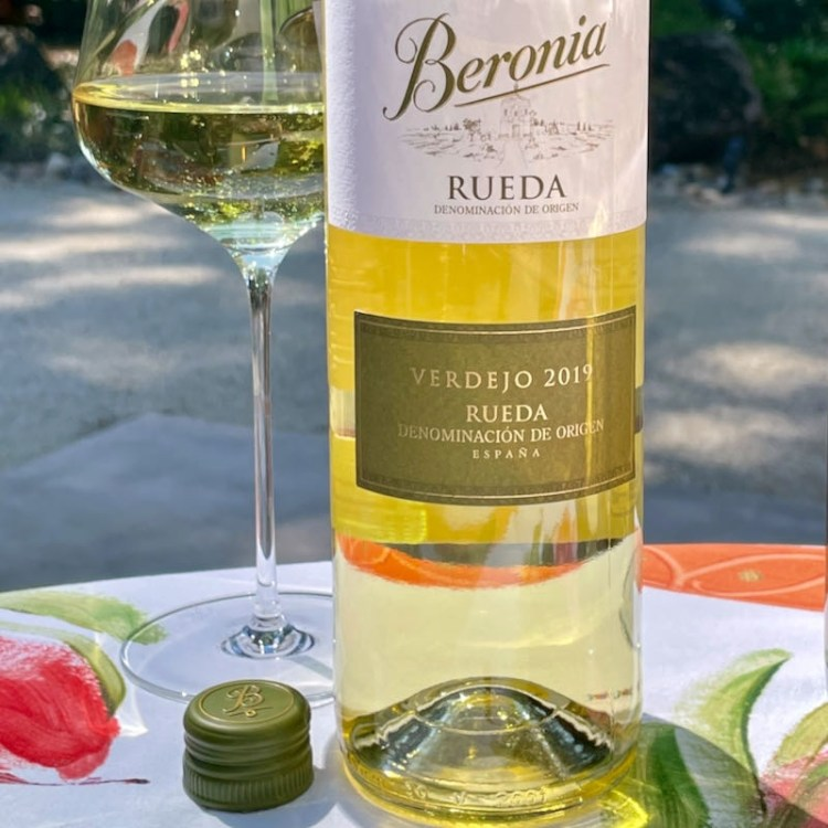 2019 Beronia Verdejo Rueda DO, Spain photo