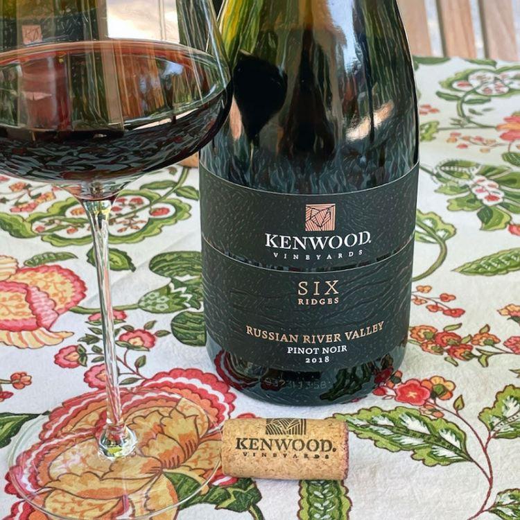 2018 Kenwood Vineyards Six Ridges Pinot Noir, Russian River Valley photo